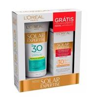 - FPS 30 com 200mL + protetor facial, Expertise antirrugas, FPS 30 com 25g, grátis