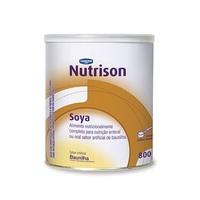 Suplemento Alimentar Enteral Nutrison Soya baunilha, lata com 800g