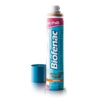 Biofenac Aerossol 11mg/g, tubo aerossol com 60g de solução de uso dermatológico