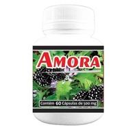 Amora Poly Flora 500mg, frasco com 60 cápsulas