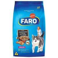 Ração para Gato Faro Adulto - Grelhado de Carne e Frango 1Kg