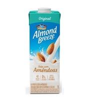 Bebida de Amêndoas Almond Breeze - original, 1L