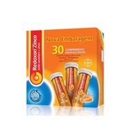 1g + 10mg, caixa com 30 comprimidos efervescentes, sabor laranja