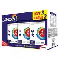 Lavitan A-Z 60 Comprimidos, Leve 3 Pague 2