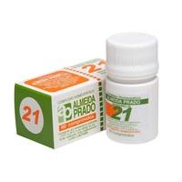 Complexo Homeopático Almeida Prado Nº 21 Frasco com 60 Comprimidos