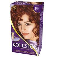 Tintura Wella Koleston nº 674 chocolate acobreado