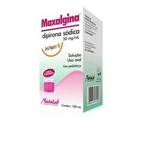 50mg/mL, caixa com 1 frasco com 100mL de solução de uso oral + copo medidor