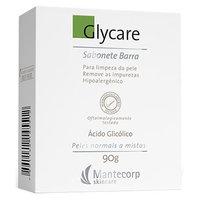 Sabonete Facial Glycare barra com 90g