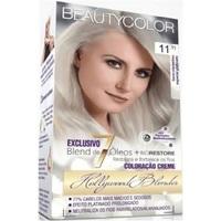 Tintura Beauty Color nº 11.11 louro claríssimo especial platinado