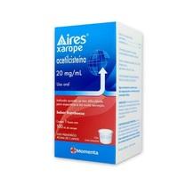 Aires Eurofarma 20mg/mL, frasco com 100mL de xarope + copo medidor