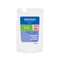 Sabonete de Glicerina Granado Bebê lavanda, refil, líquido, 1 unidade com 250mL