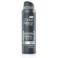 Desodorante Masculino Dove Men + Care sem perfume, aerossol, 1 unidade com 150mL