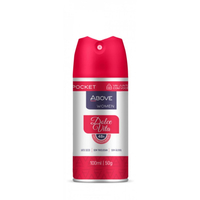 dolce vita, aerosol, pocket com 100mL