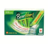 Benefiber - caixa com 10 sachês de 3,5g