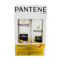 Kit Pantene Hidro-Cauterização shampoo com 400mL + condicionador com 200mL