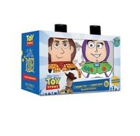 Kit Nutriex Toy Story shampoo 2 em 1, - 1 unidade com 250mL + sabonete, líquido, 1 unidade com 250mL