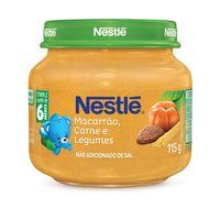 Papinha Nestlé Baby 12+ meses, strogonofinho com arroz, 1 unidade com 170g