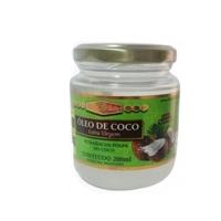 Óleo de Coco Flora Néctar extravirgem com 200mL