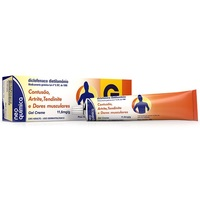 Diclofenaco Dietilamônio Neo Química 11,6mg/g, caixa com 1 bisnaga com 60g de gel de uso dermatológico