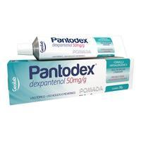 50mg/g, caixa com 1 bisnaga com 30g de pomada de uso dermatológico
