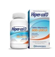Hiper-cal D 600mg, frasco com 60 comprimidos