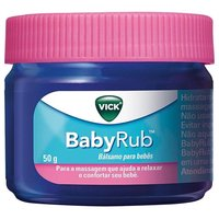 Vick BabyRub 50g
