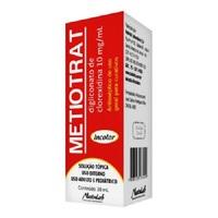 10mg/mL, caixa com 1 frasco com 30mL de solução de uso dermatológico