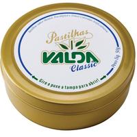 Pastilha Valda Classic lata com 50g