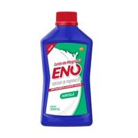 Leite de Magnésia Eno frasco com 350mL de suspensão de uso oral (sabor hortelã)