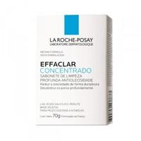 Sabonete Facial La Roche-Posay Effaclar Concentrado barra, 1 unidade com 70g