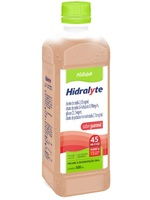 Hidralyte 2,05mg/mL + 0,98mg/mL + 22,75mg/mL + 2,16mg/mL, frasco com 500mL de solução de uso oral, laranja