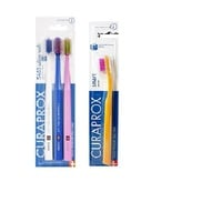 Kit Escova Dental Curaprox 5460 + Escova Dental Curaprox Smart