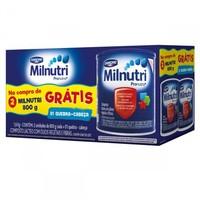 Composto Lácteo Infantil Milnutri Pronutra lata, 800g, 2 unidades + grátis, jogo sortido