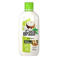 Condicionador Gota Dourada Coco Brasil Coco e Mandioca  300mL