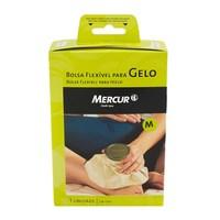Bolsa de Gelo Mercur Flexível - M, 1,2L