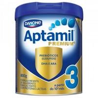 Fórmula Infantil Aptamil Premium 3 lata, 800g