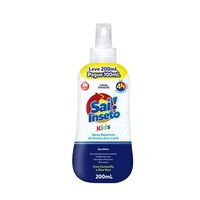 Repelente Sai Inseto Kids spray, leve 200mL pague 100mL