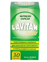 Lavitan Hair frasco com 30 cápsulas