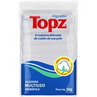 Algodão Topz zig zag com 50g