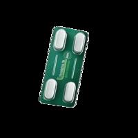 Novalgina 1g, blíster com 4 comprimidos