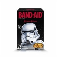 Curativo Band-Aid Decorados Star Wars com 25 unidades