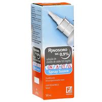 9mg, frasco spray com 50mL de solução de uso nasal, infantil
