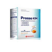 Prosso KM caramelo, 30 tablets