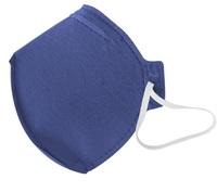 Respirador Alltec Mastt Classic PFF1 - sem válvula, azul, ref.1501A