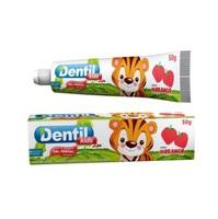 Creme Dental Dentil Kids Zoo morango com 50g