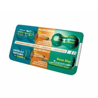 Naldecon Pack blíster com 6 comprimidos