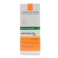Protetor Solar Facial La Roche-Posay Anthelios Airlicium sem cor, FPS 30, 1 unidade com 50g