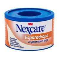 Esparadrapo Impermeável Nexcare bege, 25mm x 3m