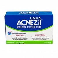 Sabonete Fórmula Forte Acnezil barra, 90g