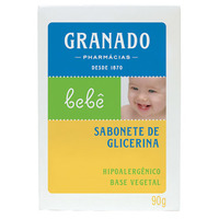 Sabonete de Glicerina Granado Bebê